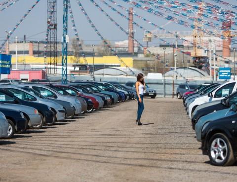 Как продать подержанную автомашину
